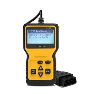OBD OBDII Scanner Code Reader Car Diagnostic Scanner Engine Fault Code Reader Detector Auto Vehicle Scan Tool