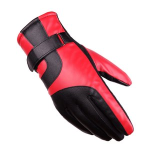 Cool Winter Cycling Gloves Touch Screen GEL Riding MTB Bike Gloves Sport Full Finger Motorcycle Bicycle Gloves Men Woman