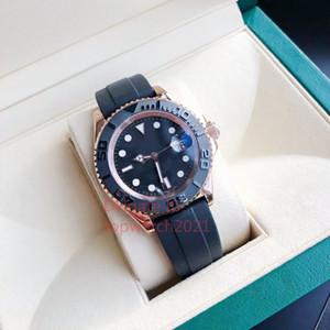 Relógios clássicos 40mm relógio mecânico automático Movimento de alta qualidade À Prova D 'Água Calendário de Esportes Calendário Relógio Homens e Mulheres Relógio de Relógio de Relógio