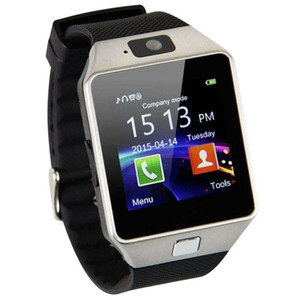 DZ09 Bluetooth Smart Watch 2G SIM Phone Call with Camera Touch Screen Wrist Watches Android Phones Cellphones relógio inteligente Batteries