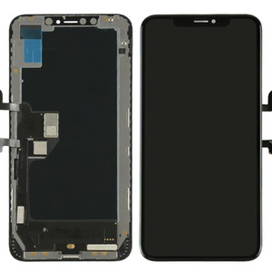 For iPhone Xs max OLED LCD Display For IPhone XS XR MAX Inell LCD 11 Touch Screen Digitizer Replacement Assembly Parts OEM OLED