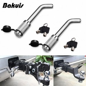 5 8'' Car Locking Hitch Pin Trailer Coupler Lock Truck Trailer Receiver Lock Security Securely Attach Tow Ball Mount to Tow Bar MBcF#