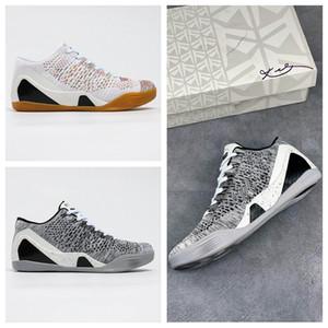 Superiore di nuovo di pallacanestro Scarpe Uomo nero Mamba Sport Sneakers Del Sol Sports Shoes 6 Erica var con la scatola