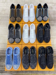 2021the Womans fashion smith sneakers casual leather men women shoes jogging sneakers classic flats rd200906