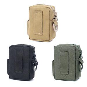 Tactical Radio Pouch Walkie Holster Talkie Holder Waist Belt Bag Molle Nylon Pouch Magazine Mag Pocket New