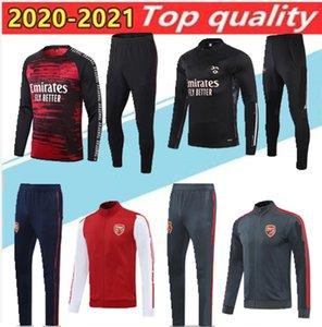 2020/21 arsen Homens de Futebol Define Tracksuits Sports vestir a camisa camisa do treinamento uniforme calças de treino