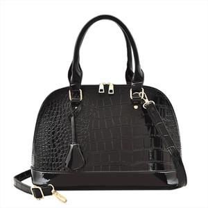 Handbags Fashion Women bags new Wild Crocodile Pattern Handbag Crossbody Messenger Shoulder packages Versatile bags 9424