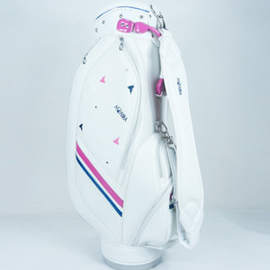 Cooyute Nouveau sac de golf FEMMES haute qualité PU sac de clubs de golf dans le choix 8,5 pouces HONMA Sac standard Golf Livraison gratuite
