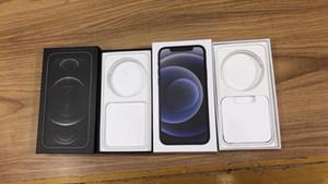 Hochwertiges Mobiltelefon-Paket-Box für iPhone 12mini 12 12 PRO MAX Retail-Verpackung Leerer Kasten