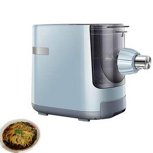 Alta qualidade Electric Noodle Máquina Household automática Pasta faz a máquina de aço inoxidável multifuncional inteligente Pasta Máquina de 220W