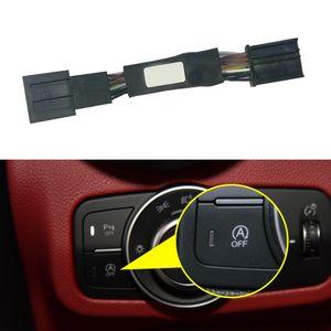 Per Alfa Romeo Stelvio 2017-2020 Auto Stop auto Avvio Motore System Off Smart Device arresto Intelligent Sensor Plug Cancellare