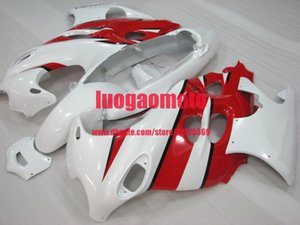 Body Kits white red SUZUKIi Katana GSX600F GSX750F GSX 600F 1997 1998 1999 2000 GSX 750F 2001 2002 2003 2004 2005 2006 Fairings bodywork