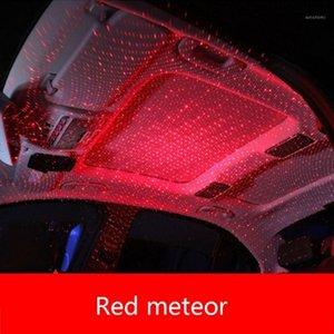 Auto Sky Deckenleuchten Modified Auto Deckenhimmel Star USB Innenraum Atmosphäre Lichter Music Akustiksteuerung dekorativ1
