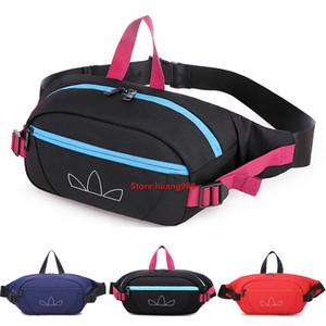 Fashion Men Women Crossbody Bag 2020 Mini Design Shoulder Bags Red Navy Blue Black Pink Outdoor Street Fannypack Size 17*28*11CM