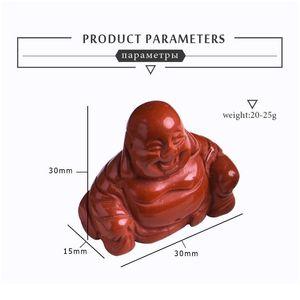 1PC Буддийский Будда Maitreya Будда Скульптура Будда Вырезанная Будда Статуя Религиозное Украшение Дома Художественная коллекция JLLCNH