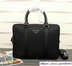 VANNOGG Global Spedizione gratuita classica borsa di lusso su tela borsa a tracolla da uomo valigetta la borsa di alta qualità 0871 taglia 36 cm 28 cm 8 cm