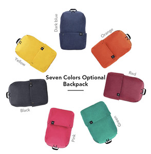 Xiaomi Mi Casual Backpack 10L 15L 20L Day Pack Original Mi Leisure Sports Bag Lightweight Urban Unisex