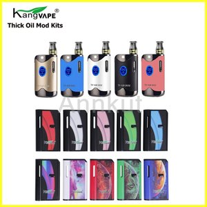 Kangvape Mod Kit ,Authentic Kangvape TH710 TH420 V2 Mini K Box Klasik V2 Zeus TH-420 V Vape Mod Kit 420 2in1 Battery TH-710 2 II 650mAh