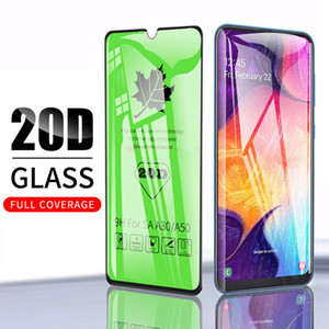 NEW 20D Full Cover Curved Edge Tempered Glass For iPhone 12 SE 2020 XS Max 7 Plus Screen Protector Film With Retail Box