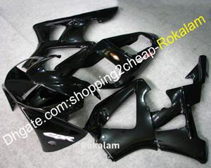 Cowling For Honda CBR900RR Fireblade CBR 900 929 RR CBR900 900RR CBR929 929RR 2000 2001 Black Motocycle Fairing Set (Injection molding)