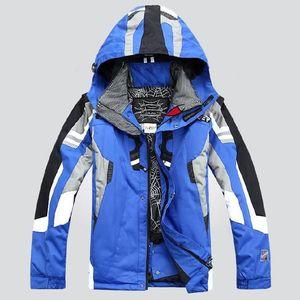 Hot Selling Winter Jacket Men Waterproof Outdoor Coat Ski Suit Jacket Snowboard Clothing Warm 201116