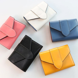 2020 new fashion women's business card holder handbags men and women famous designer handbag purse coin purse top quality M69175