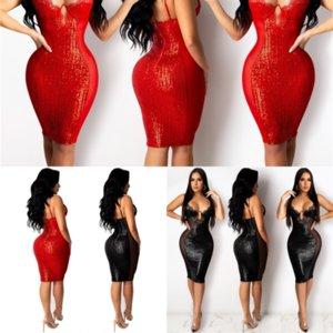 U3S Dress Fashion Crew Sexy Cuello Twosets Slim Blush Dos mujeres Dress Dress Dress Pie Ropa Impreso