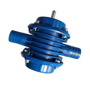 Высокое качество Портативный Самовсасывающие Ручная дрель Водяной насос Mini Home Garden Центробежный насос синий