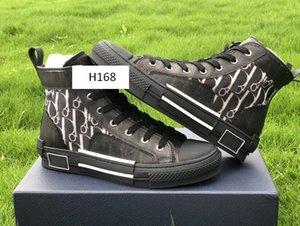 Christian Dior d'or abbassa tecnico Tanvas Marca B23 sneaker Mens s scarpa da tennis delle donne Trainer Scarpe moda di New Hot tela shoes7 Hy