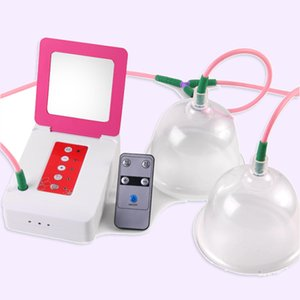 Home use new arrival breast enlargement pump female breast enhancer bust massage nipple lifting vacuum suction massager