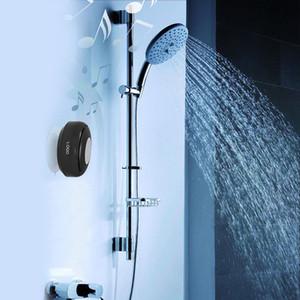 المحمولة سماعات بلوتوث حر اليدين TF بطاقة مقاوم للماء رئيس لاسلكية، حمام دش مضخم صوت سماعات الموسيقى الساخن بيع