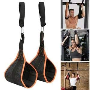 Ab Slings Abdominal Straps Crunch Weight Lifting Door Hanging Gym Chinning