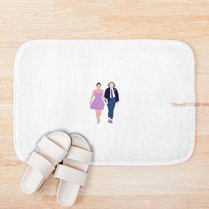 Mat Emma and Alyssa Anti-slip Absorb water Bath mat Bathroom kitchen bedroon floor Entrance Rugs kids prayer