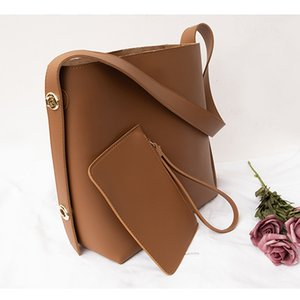 Female Bucket New Women Shoulder Bag designer Fashion Leather Women's Handbags Large Capacity Casual Ladies Tote Q1127