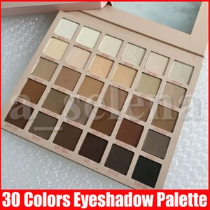 Eye Makeup Five Star 30color Eyeshadow Palette Shimmer Matte Eye Shadow Shadows Powder Palettes high quality