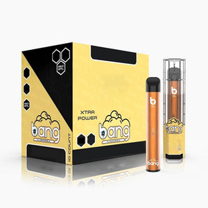 Neueste Bang XL Einweg-Vape-Stift 2ML-Patrone 450mAh Batterie-Verdampfer Bang Xtra 600 Puffs-Gerät 16 Farben vs Puff Breeze Plus Pod