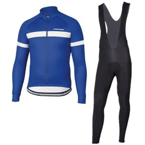 2020 Etxeondo Cycling Jersey Team Set Clothes Spring Autumn Men &#039 ;S Long Sleeve Suit Outdoor Riding Bike Mtb Clothin 9d Gel Breath