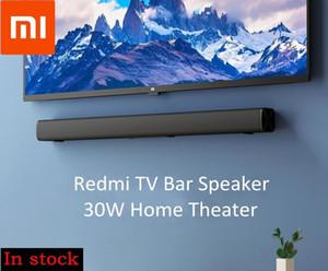 샤오 미 Redmi TV 스피커 사운드 바 서브 우퍼 스마트베이스 스테레오 장치 무선 블루투스 AUX SPDIF 홈 시어터 프로젝터 LJ201027