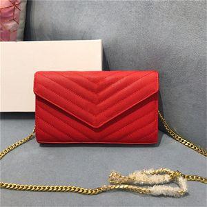 2020 Frau Tasche Original Box Echtes Leder Hohe Qualität Frauen Messenger Bag Handtasche Geldbörse