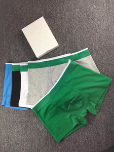 classics Designer brand Mens Boxer men Underpants Brief For Man UnderPanties Sexy Underwear Mens Boxers Cotton Underwears Shorts