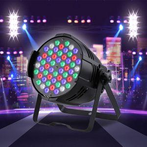 54 * 3W LED 8 kanal RGB Yıkama Etkisi Sahne Par Işık