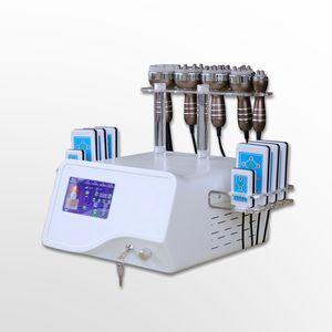 Factory Direct Sale Fat cavitation RF lipo laser machine lipolaser vacuum RF cavitation System MedSPA use