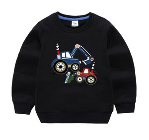 2020 New Hot Sale Boys and Girls Sweaters Children's Fall Winter Fashion Trendy Brand O-neck Pullover Cotton Sweater