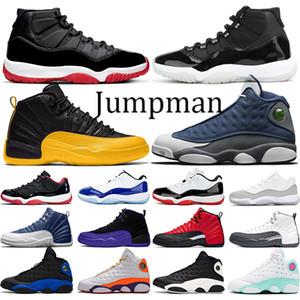 air jordan 11 homens mulheres tênis de basquete 11 Concord 45 Platinum Tint Cap e vestido UNC Gym vermelho gama azul Mens Trainer Sport Sneaker