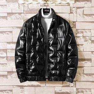 Hommes 2020 Débutant Down Down Vêtements de dessus Vêtements Vêtus Jacket pour hommes Nouveau manteau d'hiver d'automne Mode Mode Marque Corée Parka Homme