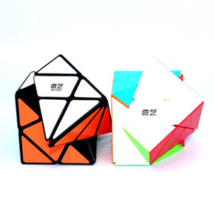 Qiyi 3x3x3 Axis Magic Cubes Educational Puzzle Toy Speed Professional Adult Cube Children's Competition Toys Gift Cubo Magico 201224