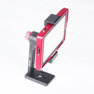 Manbily 8W видео светодиодный свет портативный заливной свет для телефонной камеры съемки студии изменение температуры1