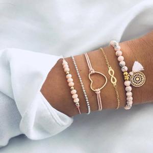 bead bracelet set five-piece set1