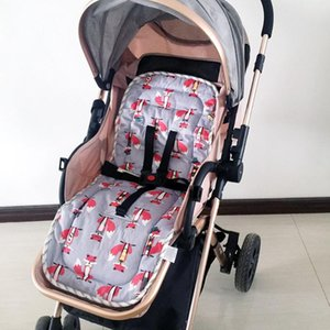 Baby Stroller Pad Mat Child Cart Seat Cushion Stroller Accessories Infant Trolley Soft Mat Breathable Pram Pad Baby Changing
