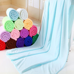1pc Beauty Salon Bath Towels Microfibra Washcloth Bath Towel Absorbent Drying Bath Beach Towel Swimwear Shower Face Washer